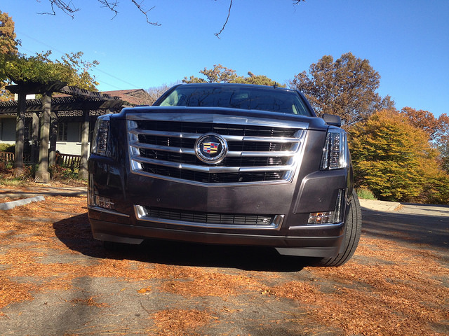 2015 Cadillac ESV Luxury - All Photos by Jimmy Dinsmore