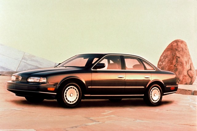 1990 Infiniti Q45 - Photo courtesy of Infiniti