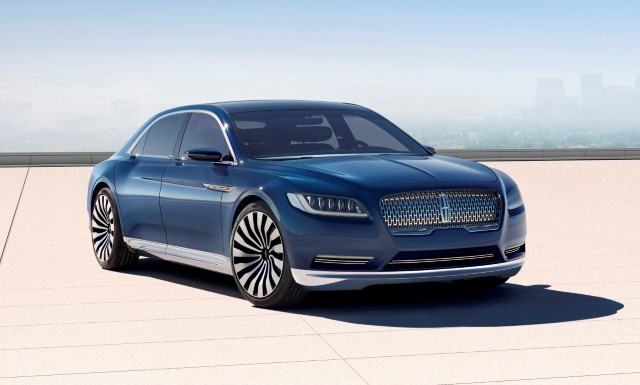 Lincoln Continental Concept - All photos courtesy of The Ford Motor Company
