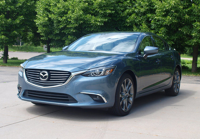 2016 Mazda6 Grand Touring - All Photos by Randy Stern