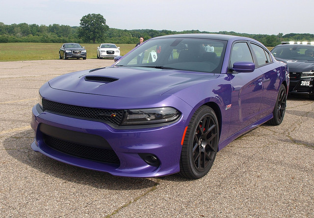 Two Words: Plum Crazy! (2016 Dodge Charger R/T Scat Pack) - All Photos by Randy Stern