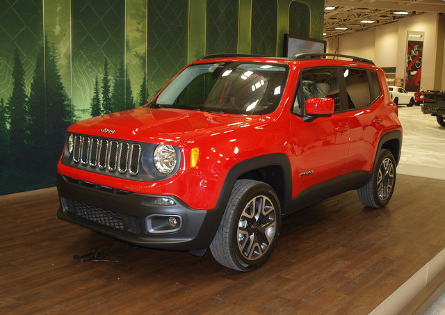 2015 Jeep Renegade Trailhawk 4X4 - All Photos by Randy Stern