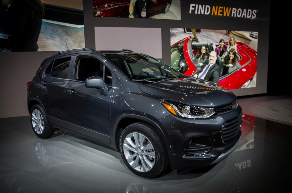 2017 Chevrolet Trax - All Photos by Michael Gatch/Mike Gatch Photography