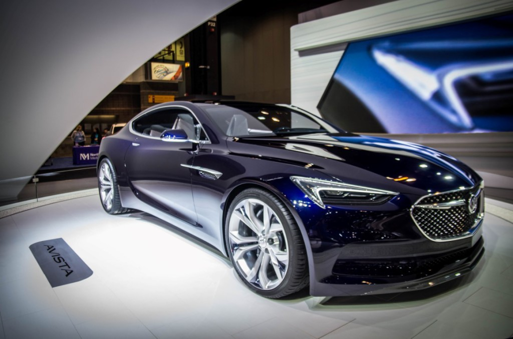 Buick Avista Concept - All Photos by Michael Gatch/Mike Gatch Photography