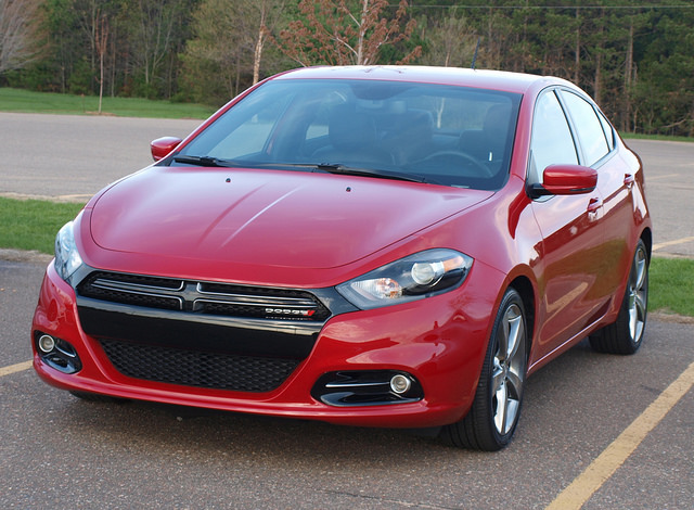 2014 Dodge Dart GT at Chippewa Valley Cars & Coffee, Eau Claire, WI