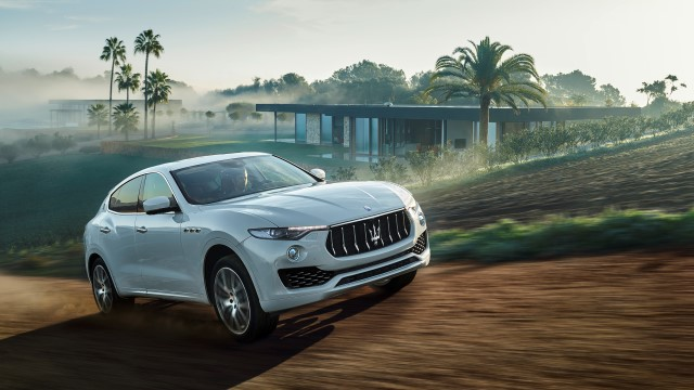 Maserati Levante - Photo courtesy of Maserati