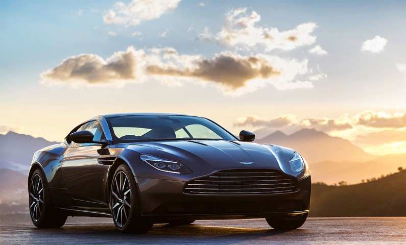 Aston Martin DB11 - Photo courtesy of Aston Martin Lagonda Limited
