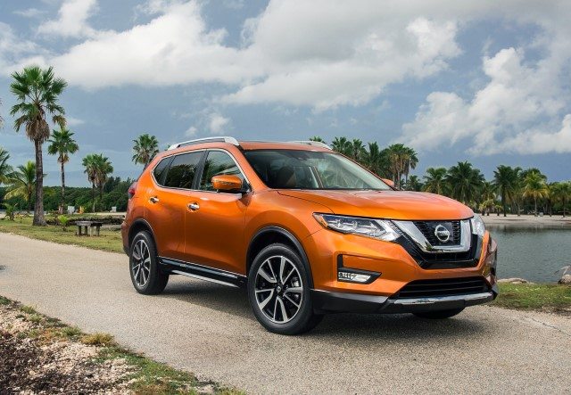 2017 Nissan Rogue - Photo courtesy of Nissan North America