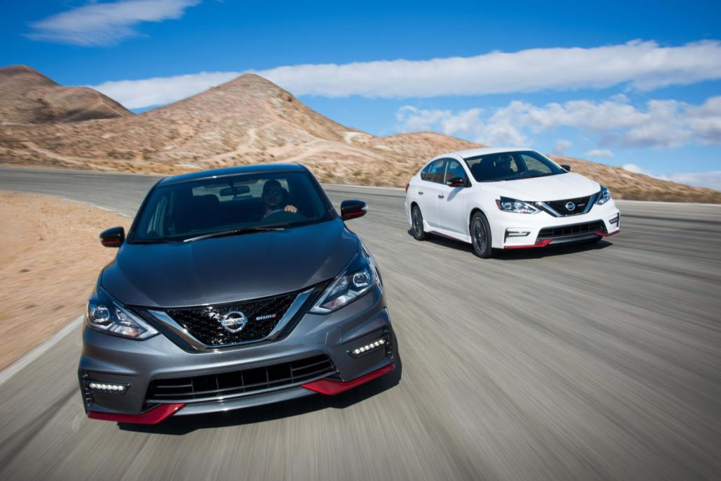 Photo courtesy of Nissan North America