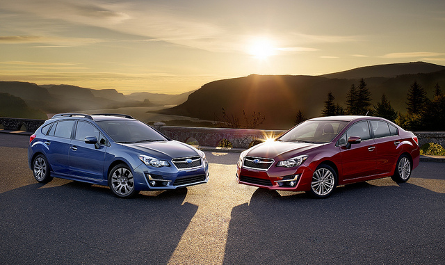 Photo courtesy of Subaru of America